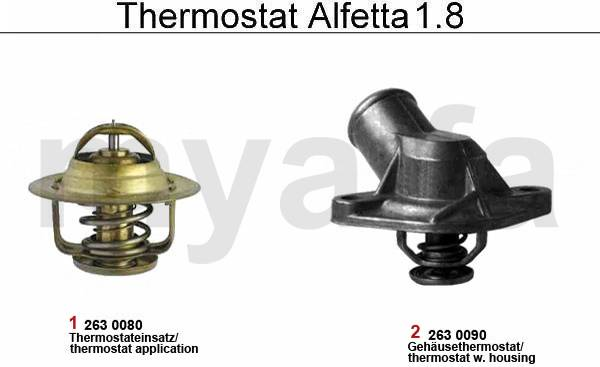 alfa romeo alfetta 4p pompe eau thermostat calorstat radiateur durit durite thermostat 1 8. Black Bedroom Furniture Sets. Home Design Ideas