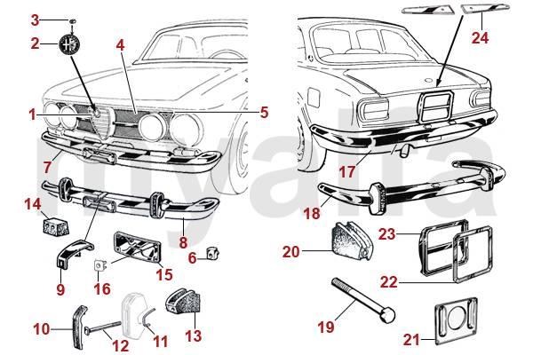 1967-73 1750 GTV
