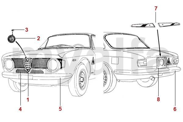 1968-73 GTA Junior