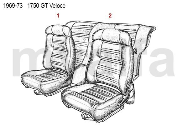 1969-73 1750 GTV