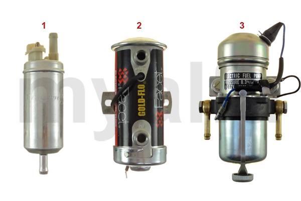 alfa romeo pompe essence lectrique versions carbu circuit carburant spider 105 115. Black Bedroom Furniture Sets. Home Design Ideas