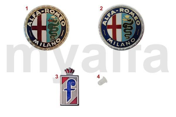 Emblèmes 1966-1972