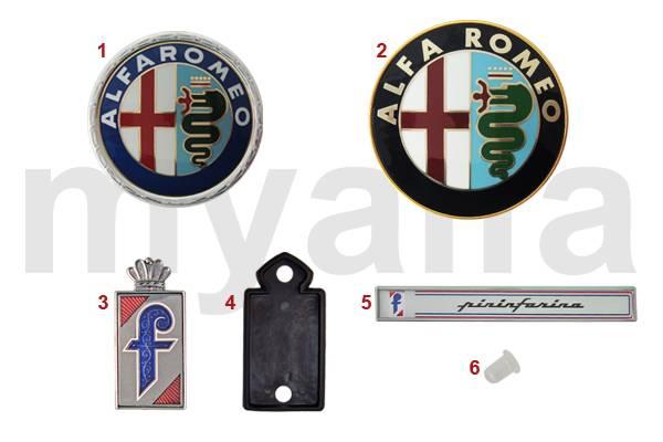 Emblèmes 1972-1993