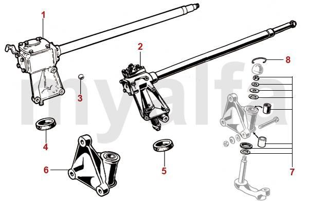 alfa romeo spider parts catalog