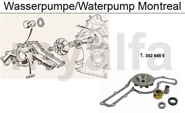 pompe à eau