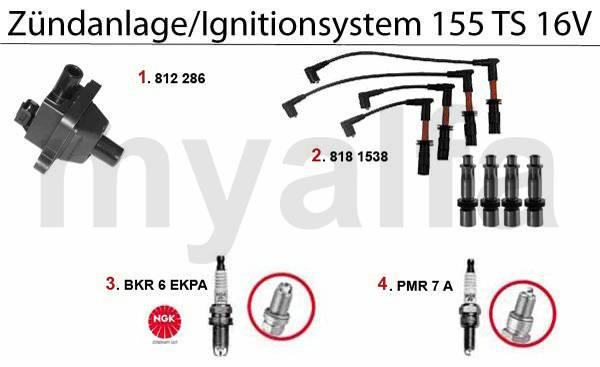 allumage TS 16V