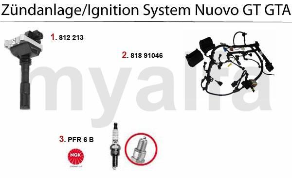 Allumage 3.2 V6 24V