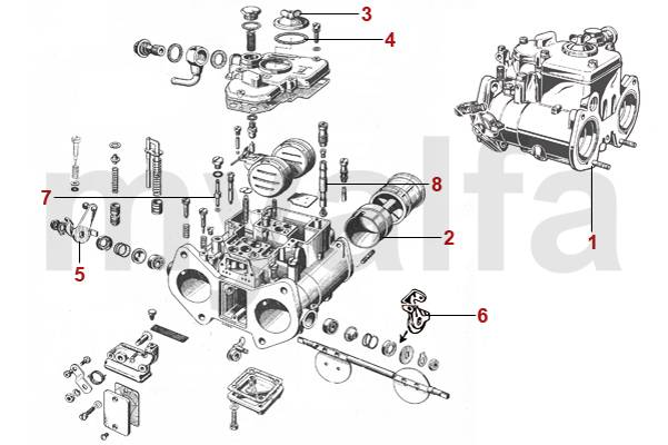 alfa romeo spider parts catalog | tractor parts service and repair