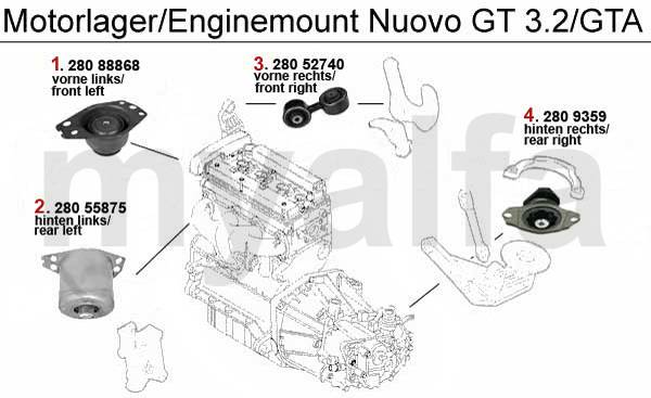 Alfa Romeo 155 Electrical And Car Wiring Diagram moreover Circuit Starter Diagram in addition Enclave Electrical Schematic likewise Renault Kangoo X76 Nt 8159a Wiring Diagrams 2000 furthermore Supports Moteur 3 2 V6 24v. on alfa romeo 155 wiring diagram