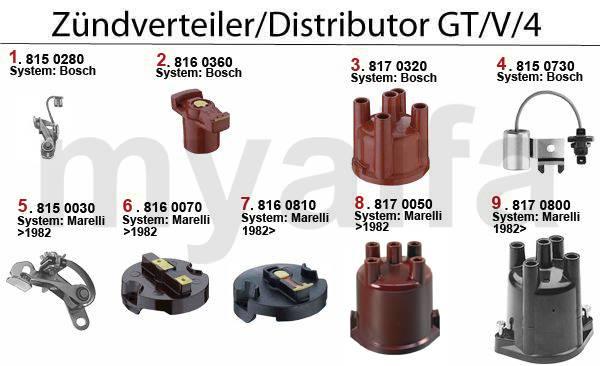 Distributeur GT/V/4 (116)
