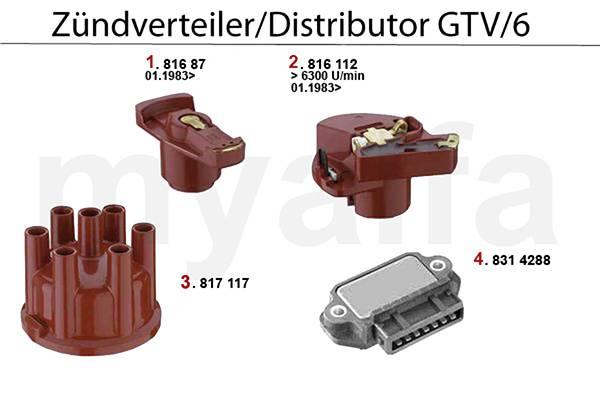 Distributeur GTV/6 (116)