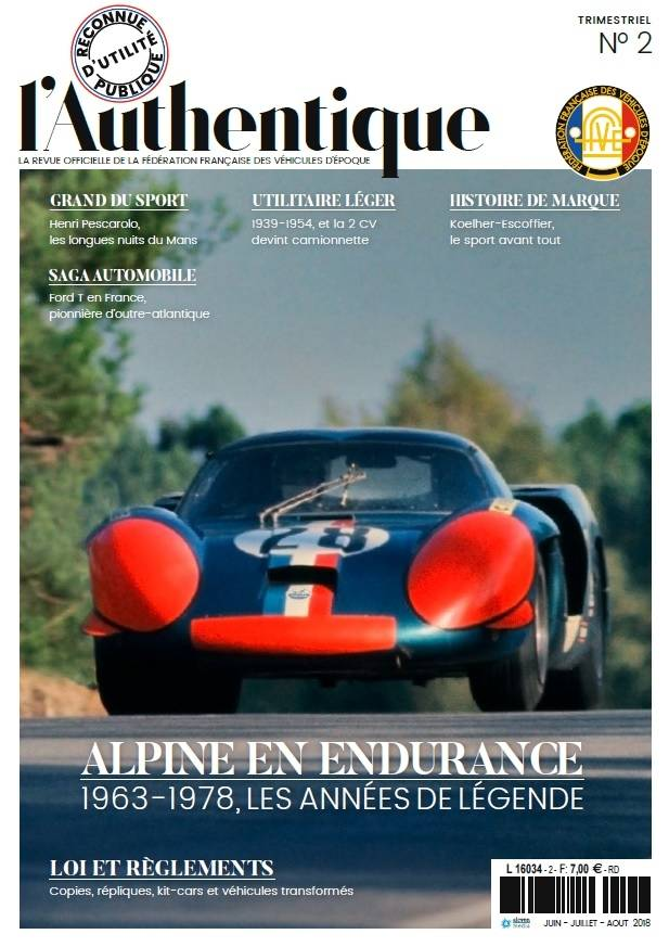 L'AUTHENTIQUE N°2018-02