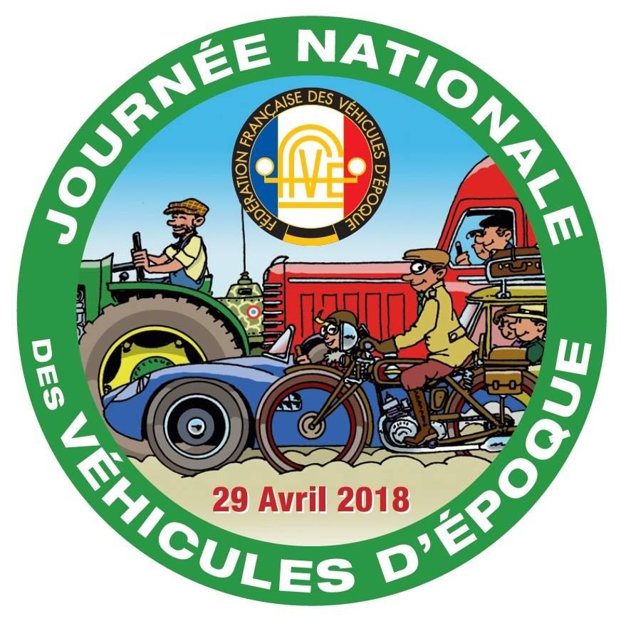 Journée Nationale des Véhicules d'Epoque