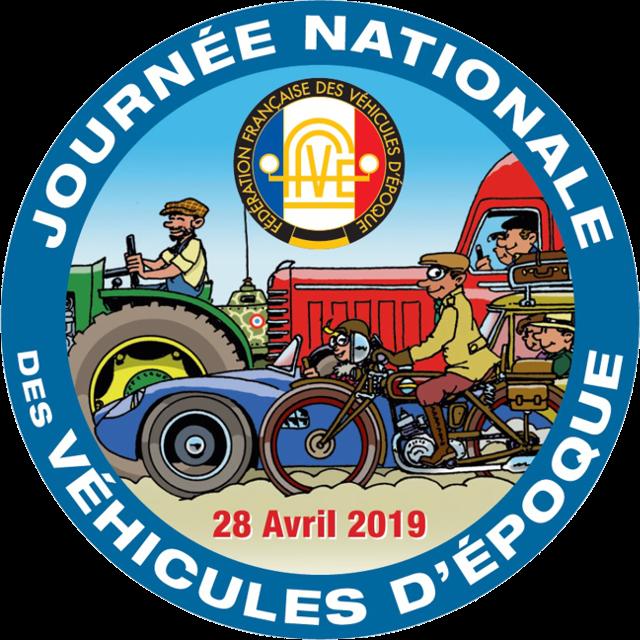 Journée Nationale des Véhicules d'2poque 2019