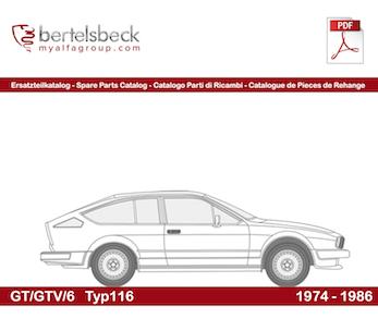 Alfetta GTV4 / GTV6 (116)