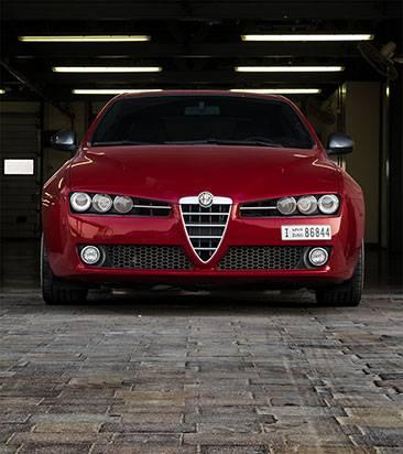 Alfa 159 Ersatzteile