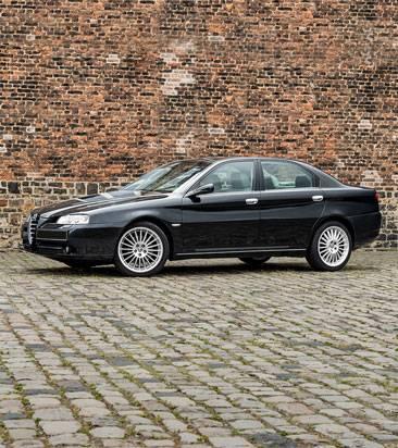 Alfa 166 Ersatzteile