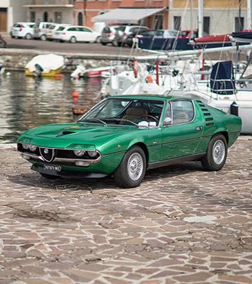 Alfa Montreal Ersatzteile