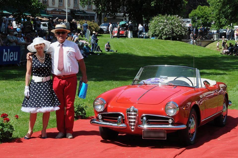 Giulietta Spider 1600 1960